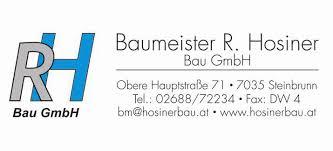 Baumeister Hosiner