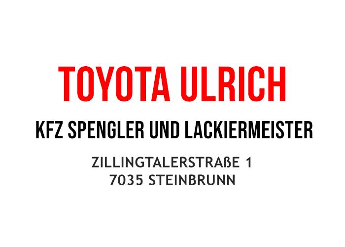 Toyota Ulrich
